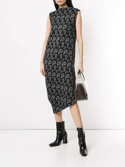 Waver Paisley Dress