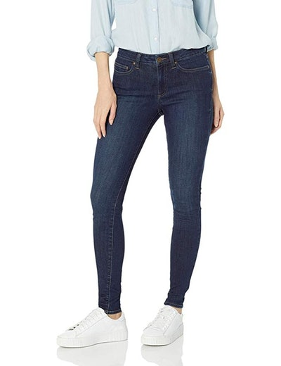 Daily Ritual Women's Mid-Rise Skinny Jean (24-32)