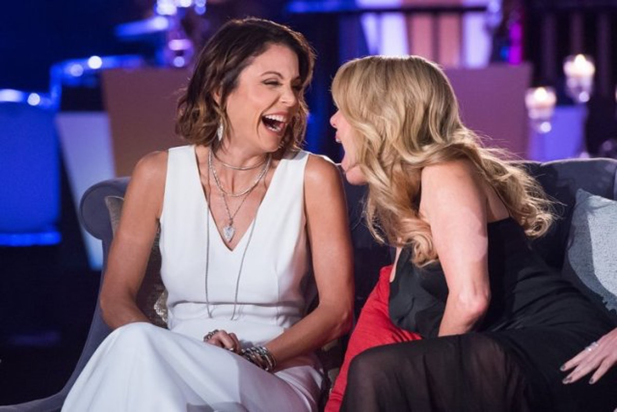 11 Reasons Why Bethenny & Ramona From 'RHONY' Should Just Be Friends Already