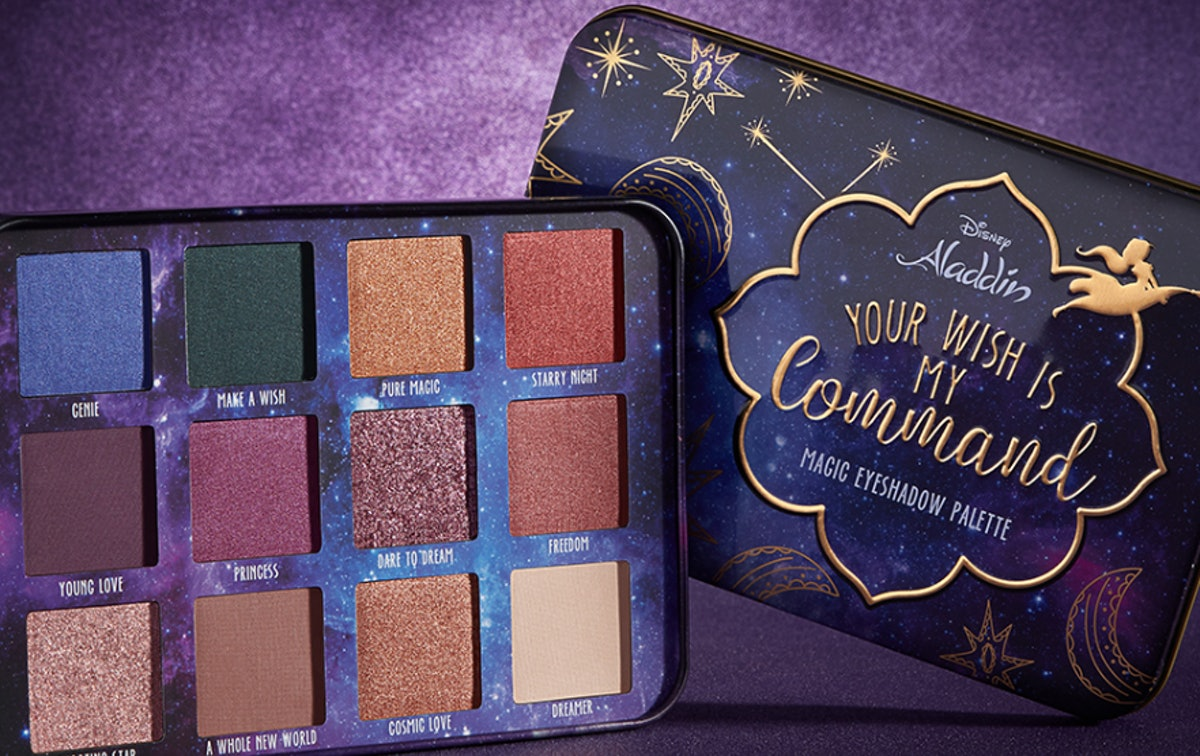 What's In The Primark Aladdin Beauty Range? These Products Will Fulfil Your Disney Shaped Dreams