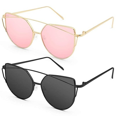 Livhò Cat Eye Sunglasses (Set of 2)