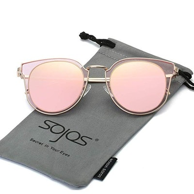 SOJOS Fashion Polarized Sunglasses