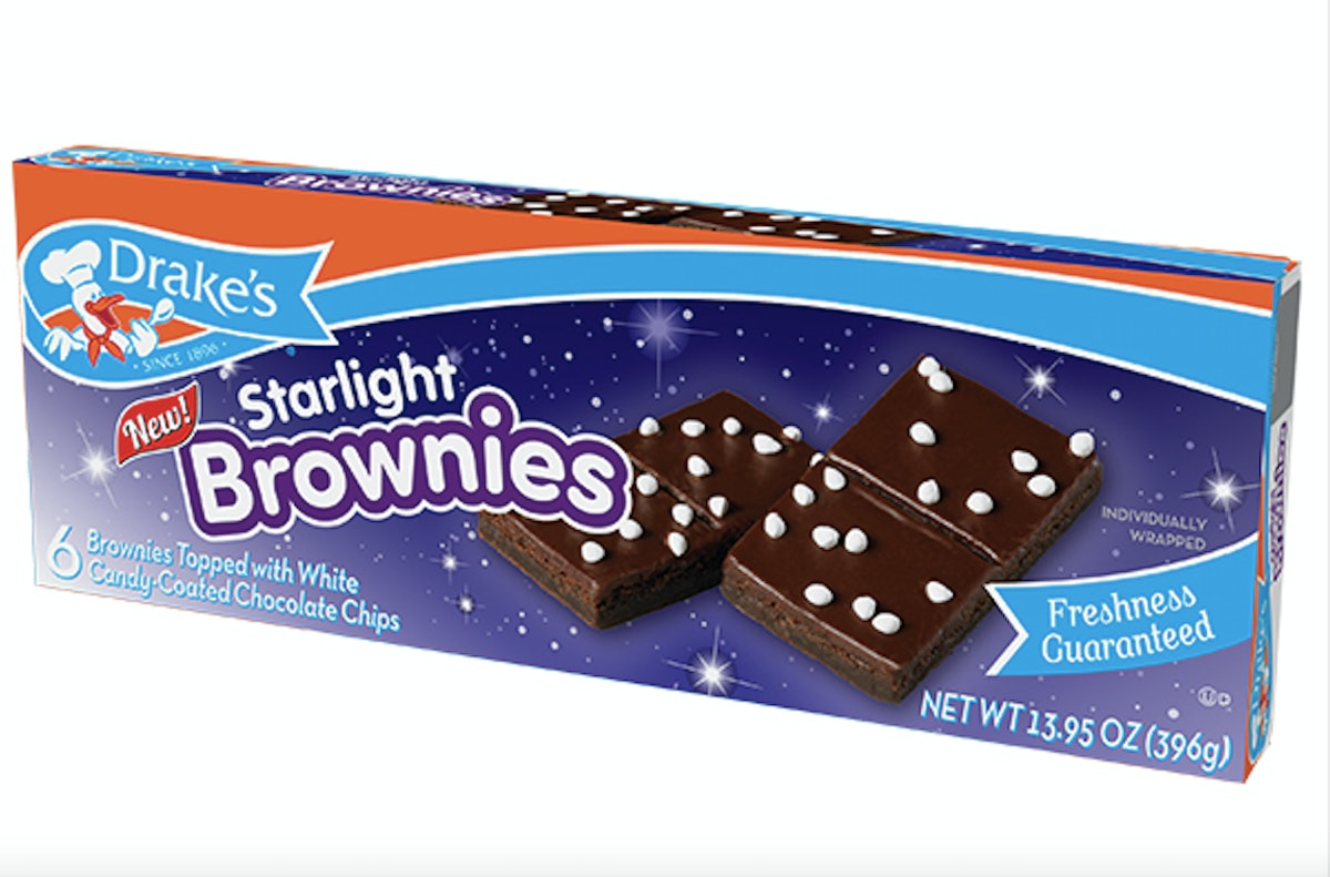 Drake's New Starlight Brownies Are Now Available On Shelves