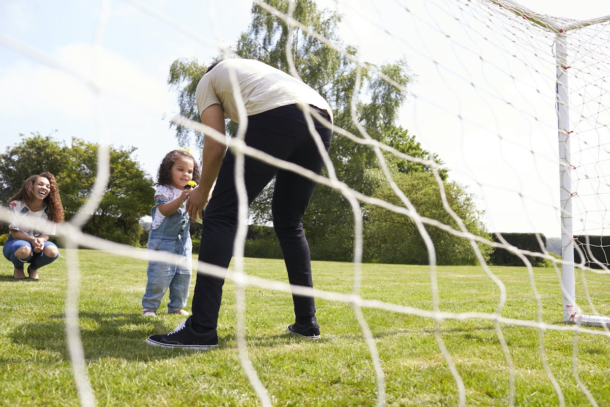 Pushing Your Kids To Try Something Can Be Tricky — Here's How Far Experts Say You Should Go