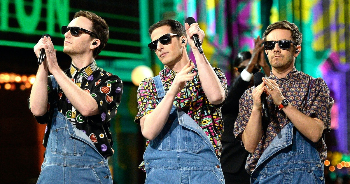 What Is 'A Lonely Island Visual Poem'? Something Exciting Is Happening On Netflix