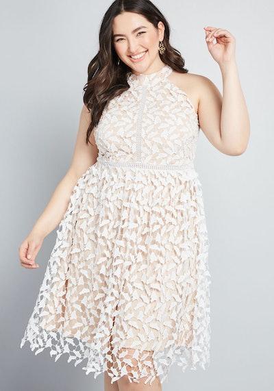Defining Divine Sleeveless Dress