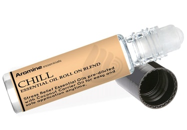 Aromine Chill Essential Oil Roller