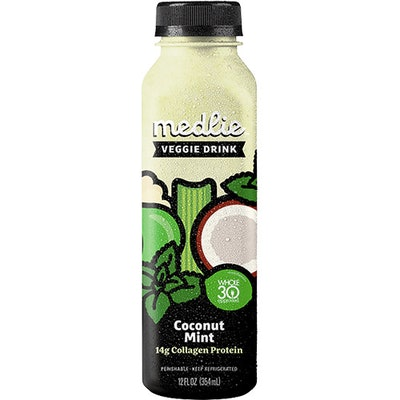 Coconut Mint Drink With Collagen