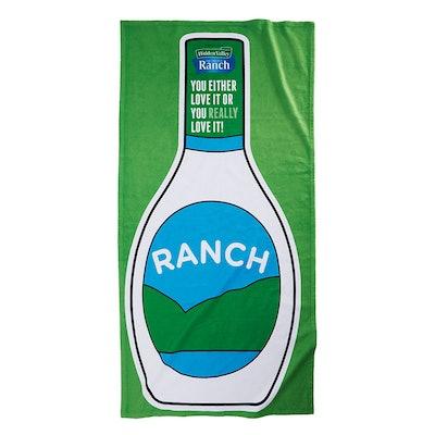 Hidden Valley Ranch Beach Towel
