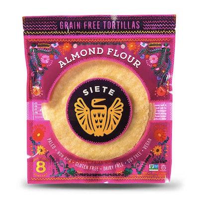 Almond Flour Tortillas - 6 Pack