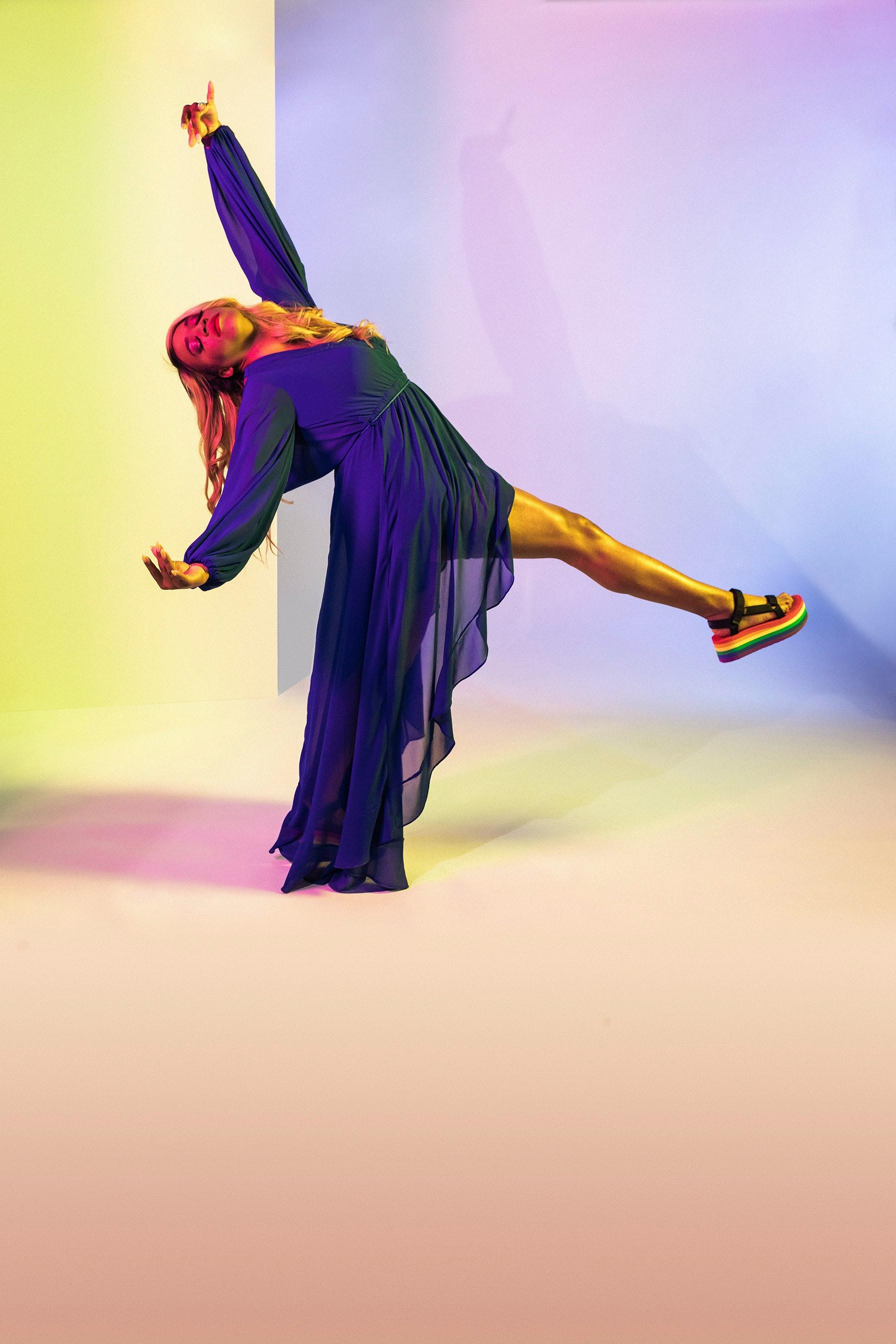 Teva x Tegan \u0026 Sara Launched A Rainbow