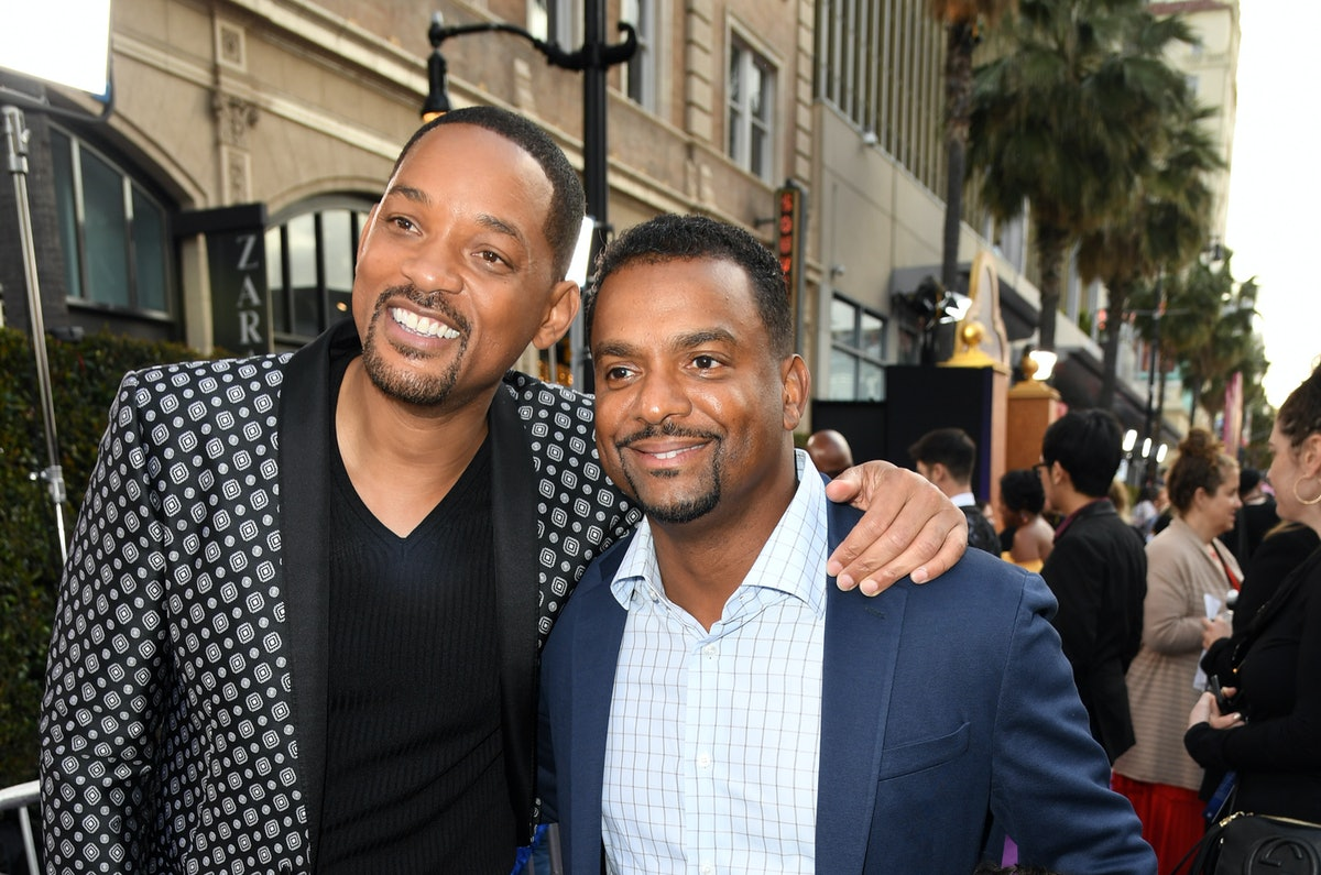 The 'Fresh Prince Of Bel-Air' Cast Reunited At The 'Aladdin' Premiere To Support Will Smith — PHOTOS