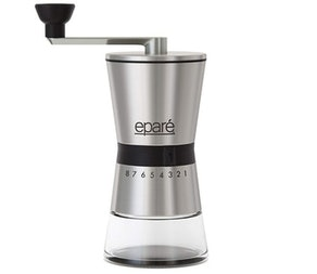Eparé Conical Ceramic Burr Coffee Grinder