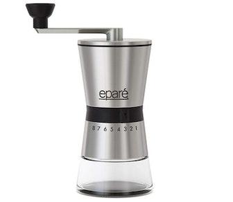 Eparé Conical Ceramic Burr Coffee Grinder