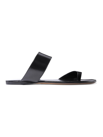 Infradito Leather Sandals