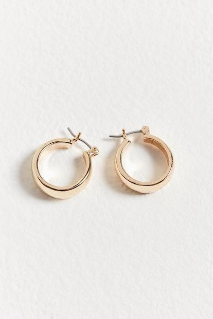 Gia Chunky Hoop Earring