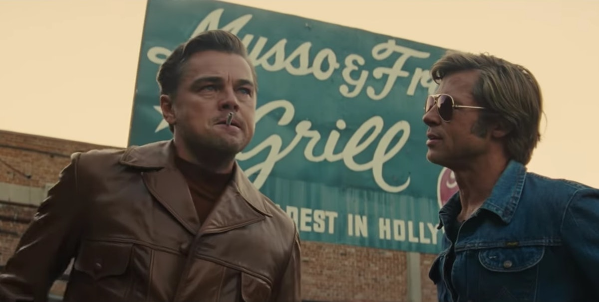The 'Once Upon A Time In Hollywood' Trailer Is The Most Star-Studded 2.5 Minutes Ever