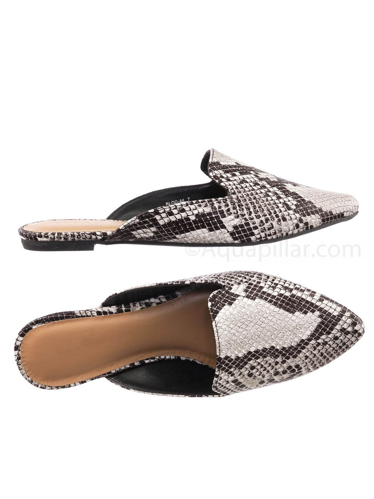 Blog44 by Bamboo, Slip On Mule Slippers