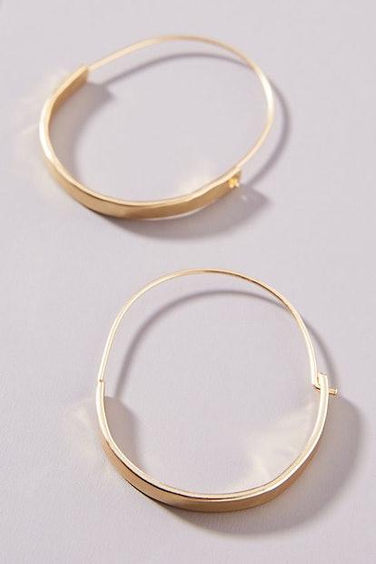 Annelise Hoop Earrings