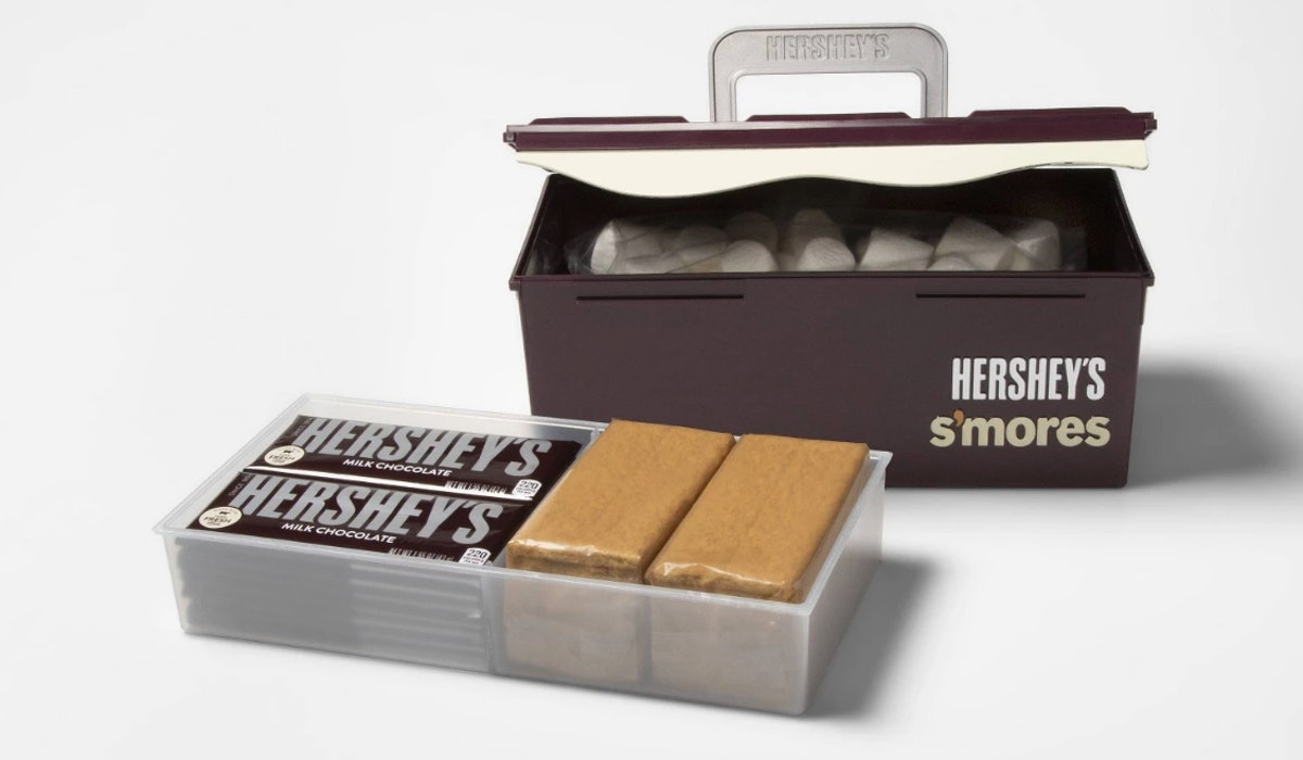 This Hershey's S'mores Caddy At Target Is Selling For $10