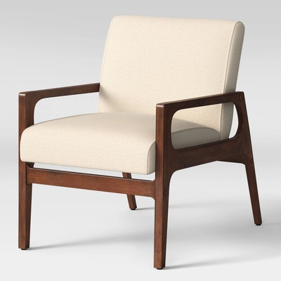 Project 62™ - Peoria Wood Arm Chair Tan