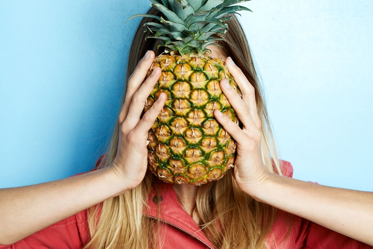 Does Pineapple Skincare Actually Work? The Tropical Fruit Is Having A Moment