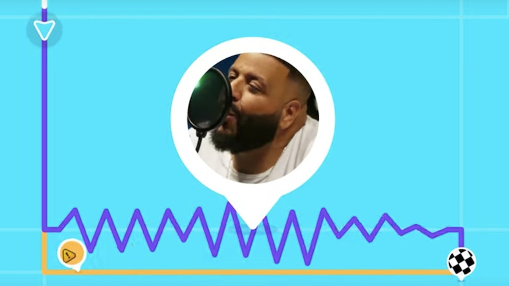 Here's How To Get DJ Khaled's Voice On Waze For Extra Entertainment