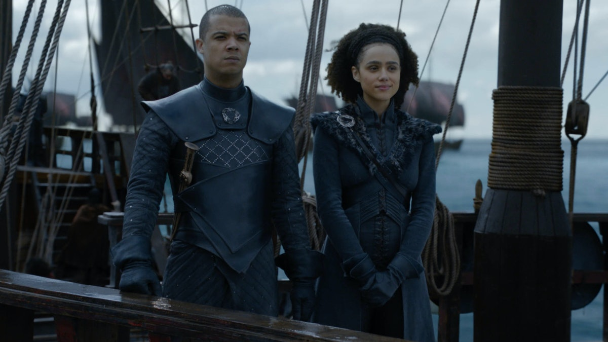 This Analysis Of Female Characters' Speaking Lines On 'Game Of Thrones' Leaves Out People Of Color