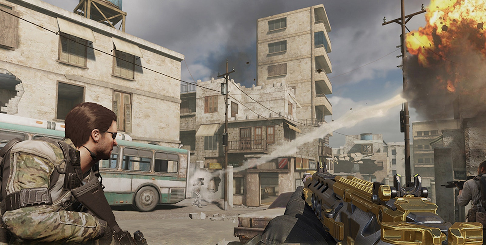 Call Of Duty Mobile Game Set To Be A Pint Sized Version Of The