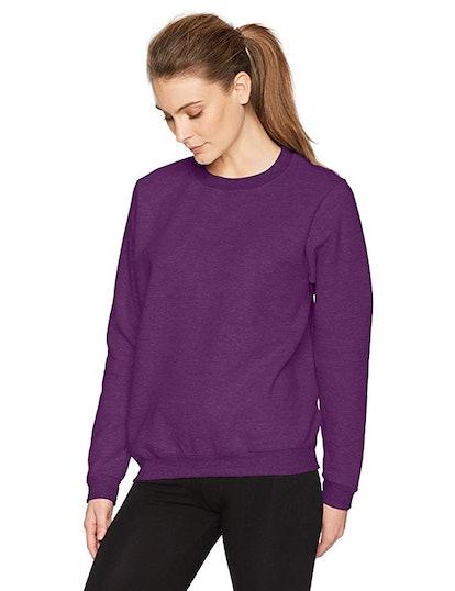 Gildan Women's Crewneck Sweatshirt