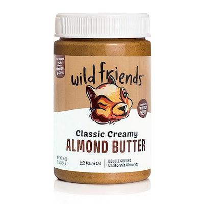 Classic Creamy Almond Butter