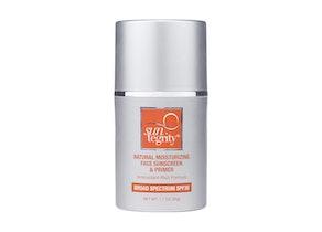 Suntegrity Natural Moisturizing Face Sunscreen and Primer Broad Spectrum SPF 30