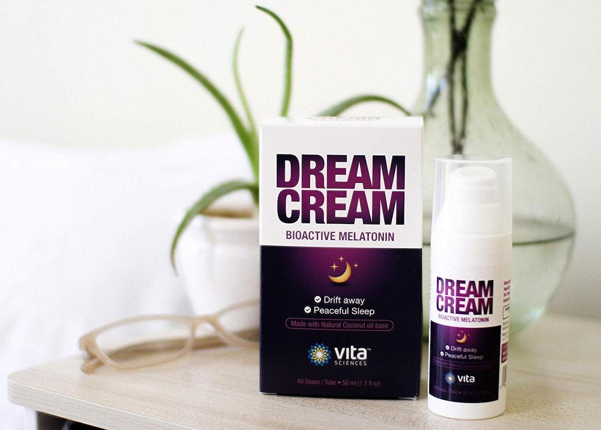Dream Cream Bioactive Melatonin