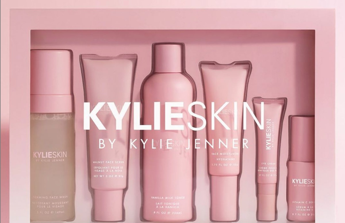 Where To Buy Kylie Jenner's Skincare Range In The UK, Because It's A Huge First