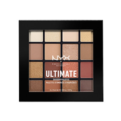 NYX Professional Makeup Ultimate Shadow Palette in Warm Neutrals