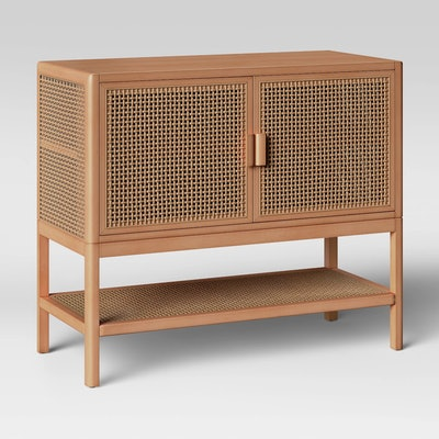 Opalhouse™ - Minsmere Caned Chest Natural Brown