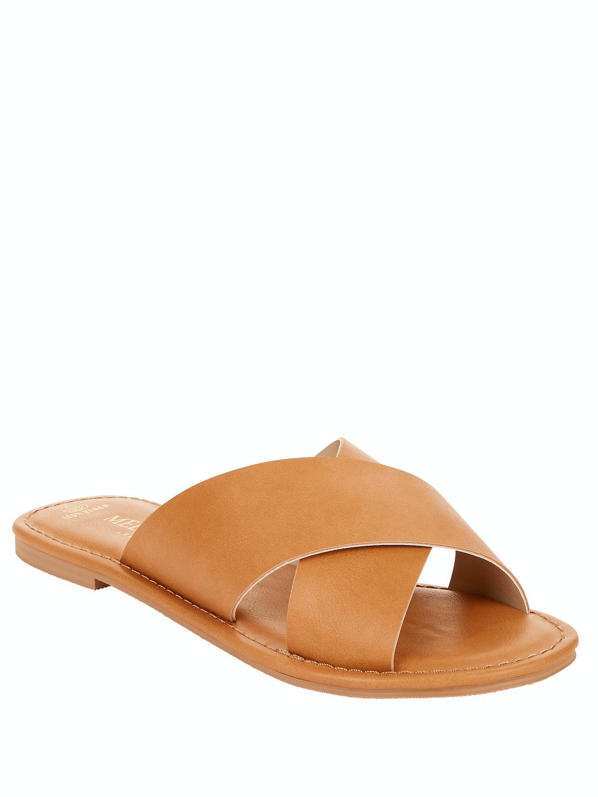 Melrose Ave Women's Good To Go Vegan Sandal