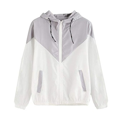 Lelili-Jacket Women Hoodie Jacket (S-XXXL)