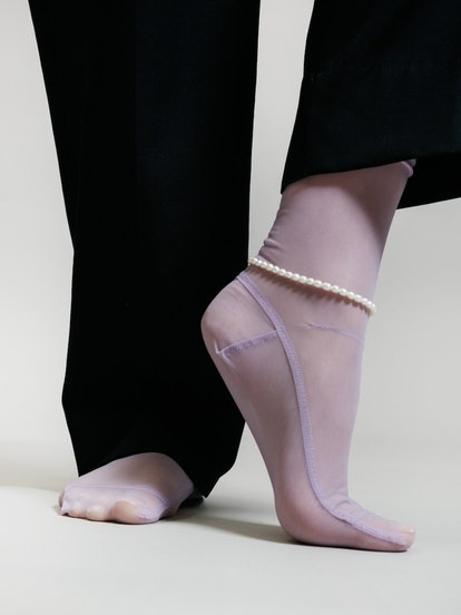 Sofia Anklet in Gold