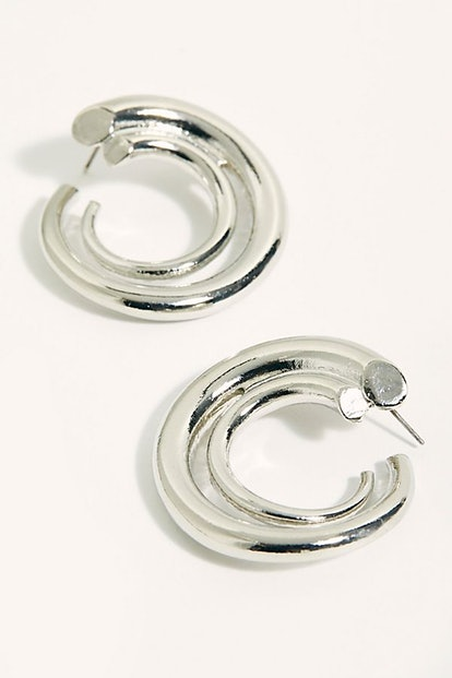 Studio Hoop Earrings