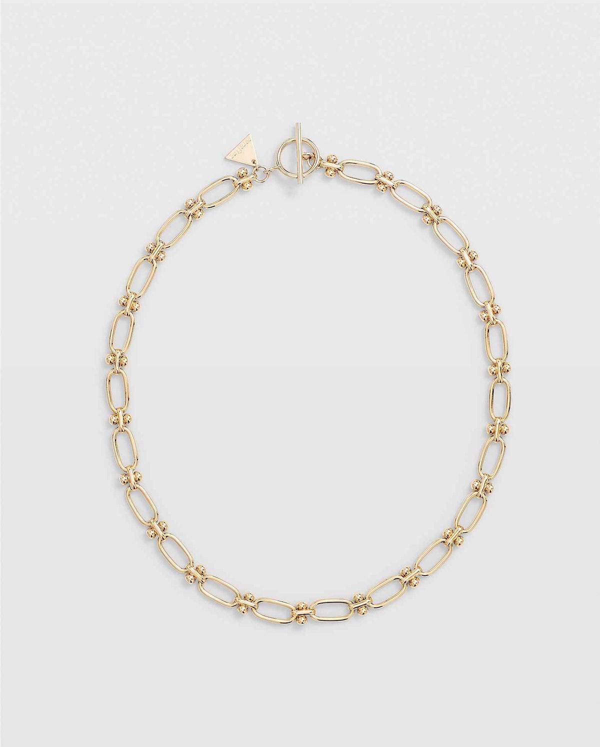 Serefina Chain Link Necklace