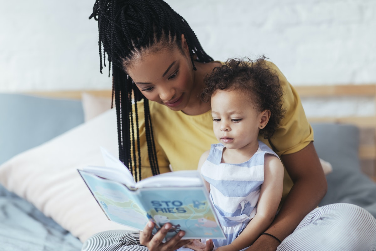 Reading With Your Toddler Is Beneficial In Several Ways, According To New Research