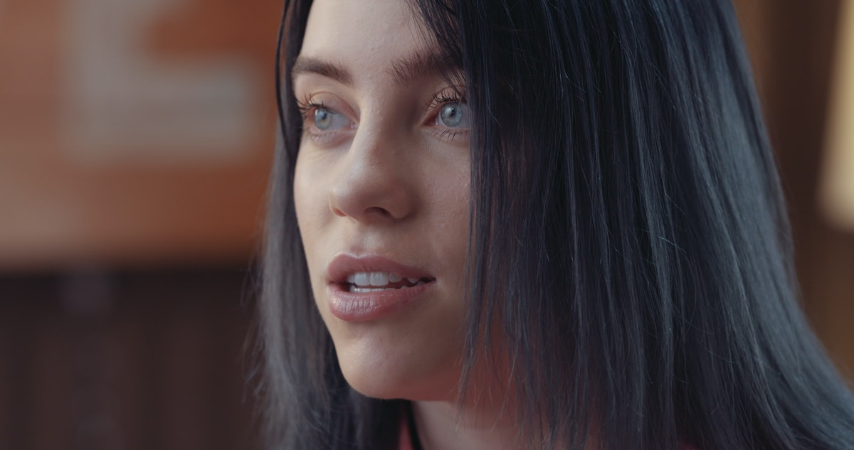 "Billie Eilish's Video About Mental Health Reminds Fans It's Not ""Weak"" To Ask For Help"