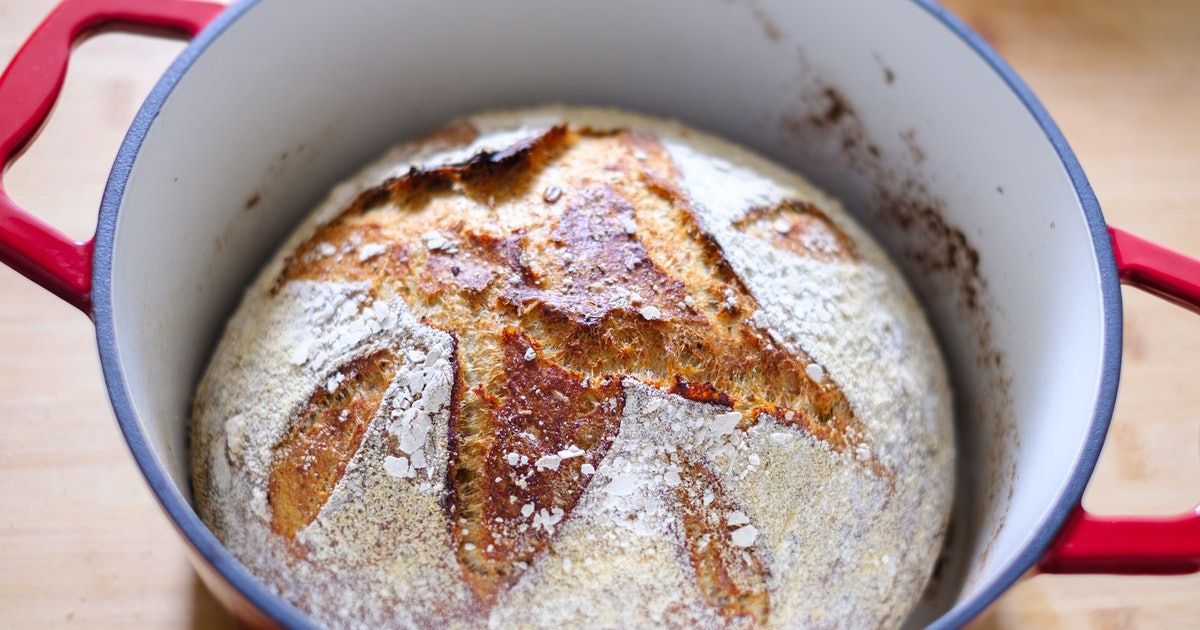 The 3 Best Dutch Ovens For Bread