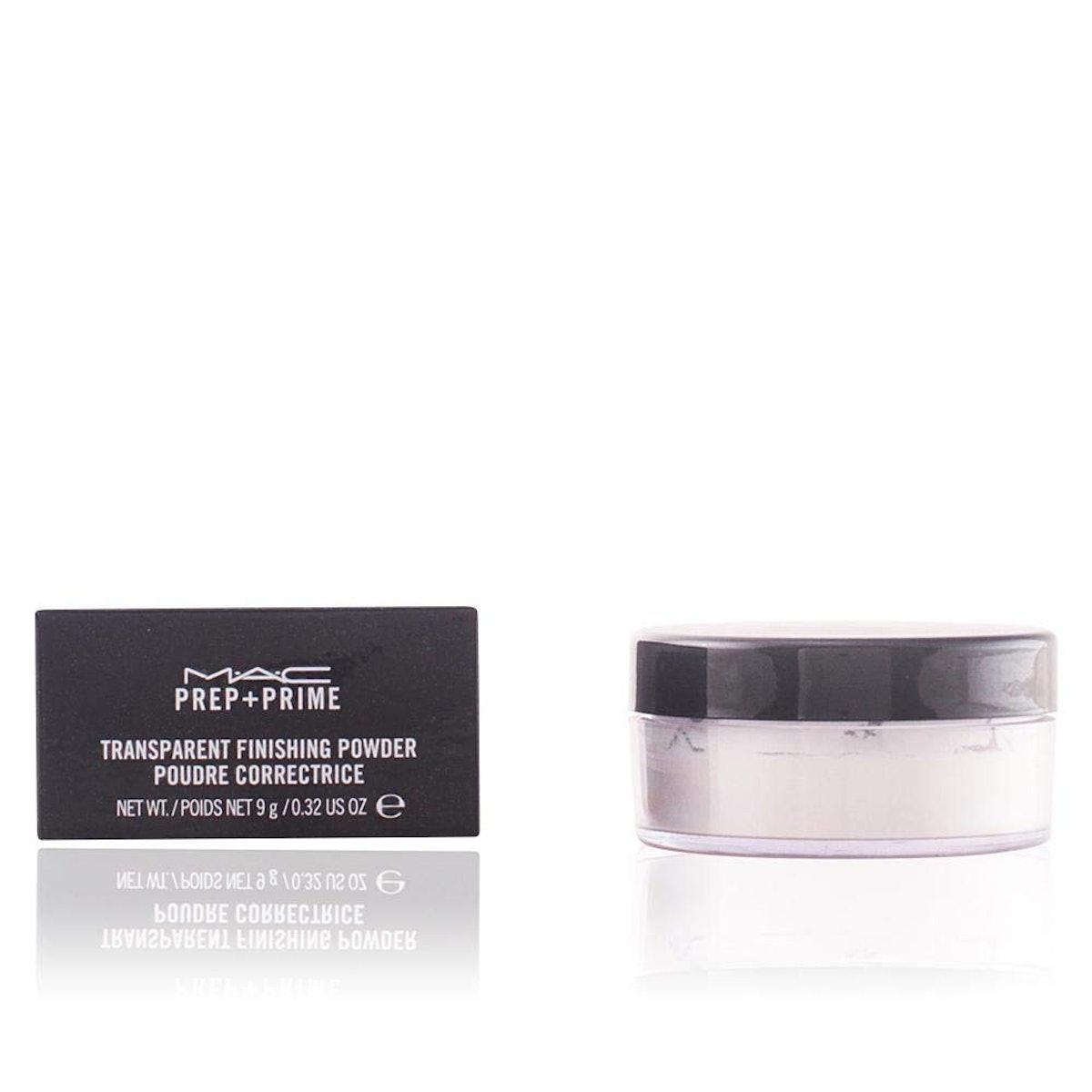 MAC Cosmetics Prep + Prime Transparent Finishing Powder,  0.32 oz