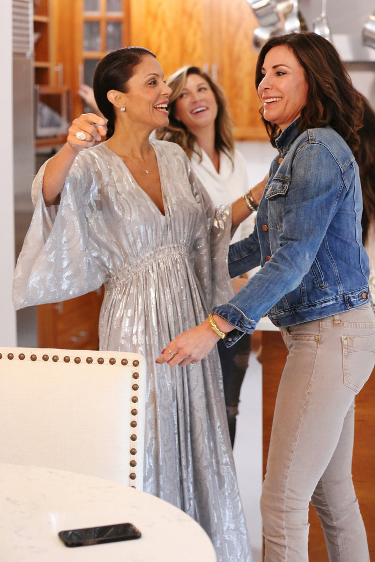 Are Bethenny & Luann Still Friends On 'Real Housewives Of New York City'? It's Been A Tough Season