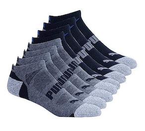 Puma Mens No Show Sport Socks (8 Pack)