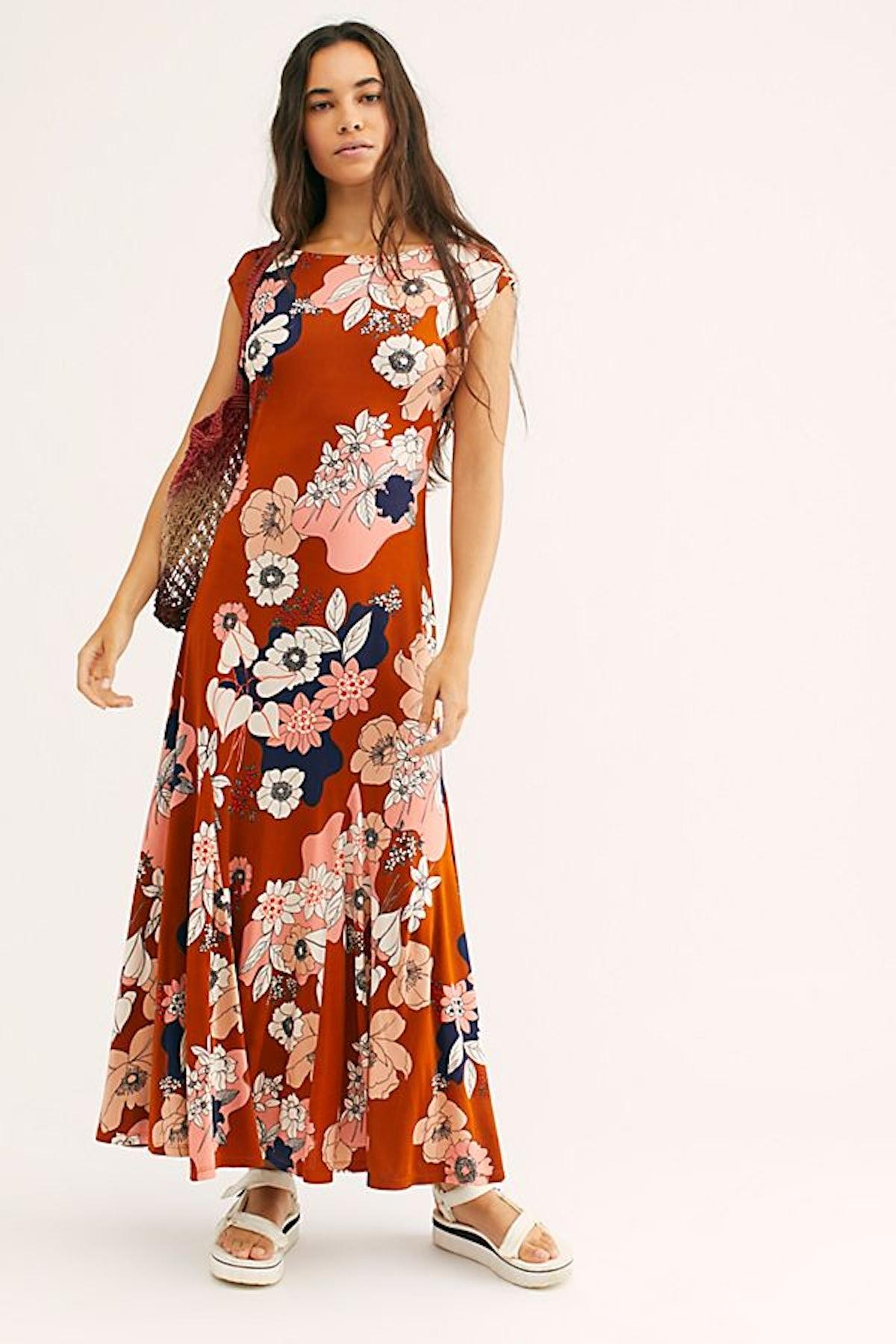 My Vibe Midi Dress
