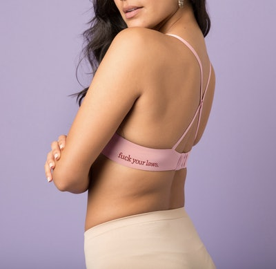 The Base Bra: F*ck Your Laws