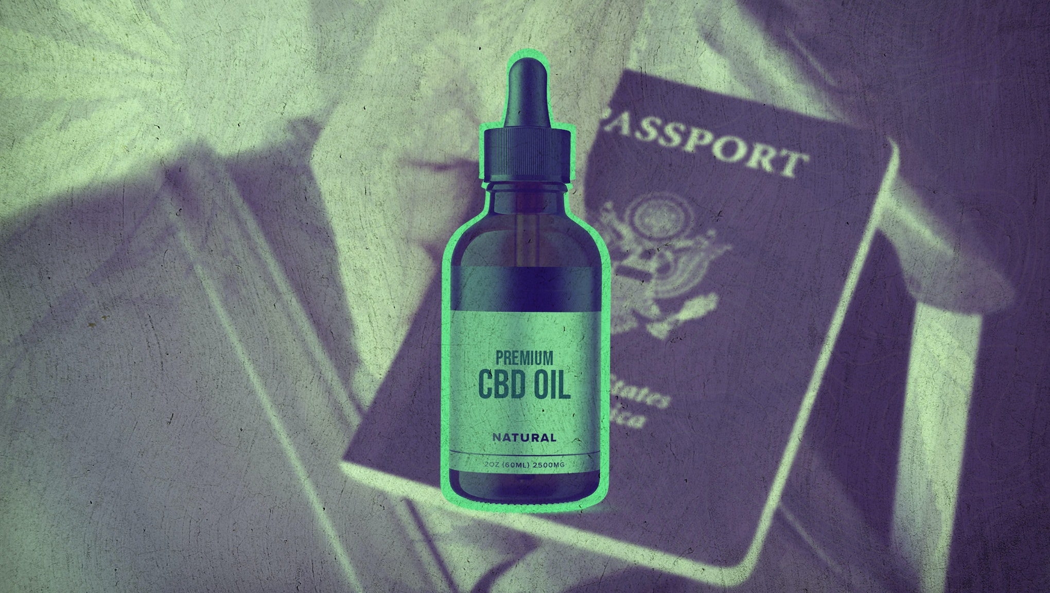 Travelling With CBD Products: Can I Travel With CBD Oil?